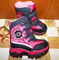Термо ботинки для девочек