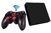 Как подключить и настроить беспроводной геймпад к Android TV Box без Root, смс и регистрации