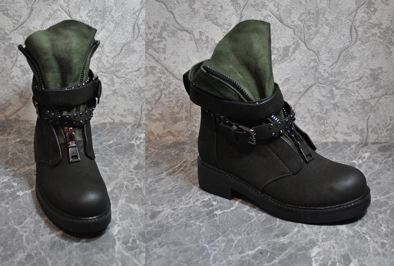 174607d7fb78 Женские ботинки демисезонные - натуральная кожа. Модель 2018 года. Сапоги  женские полусапожки. Италия