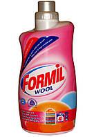 Жидкий порошок для шерсти и деликатных вещей FORMIL