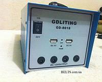 Solar Home System GDLite GD-8018 Система домашняя на солнечной батарей, домашняя солнечная система
