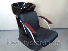 Кресла-мойка на станине с креслом и керамикой М00615