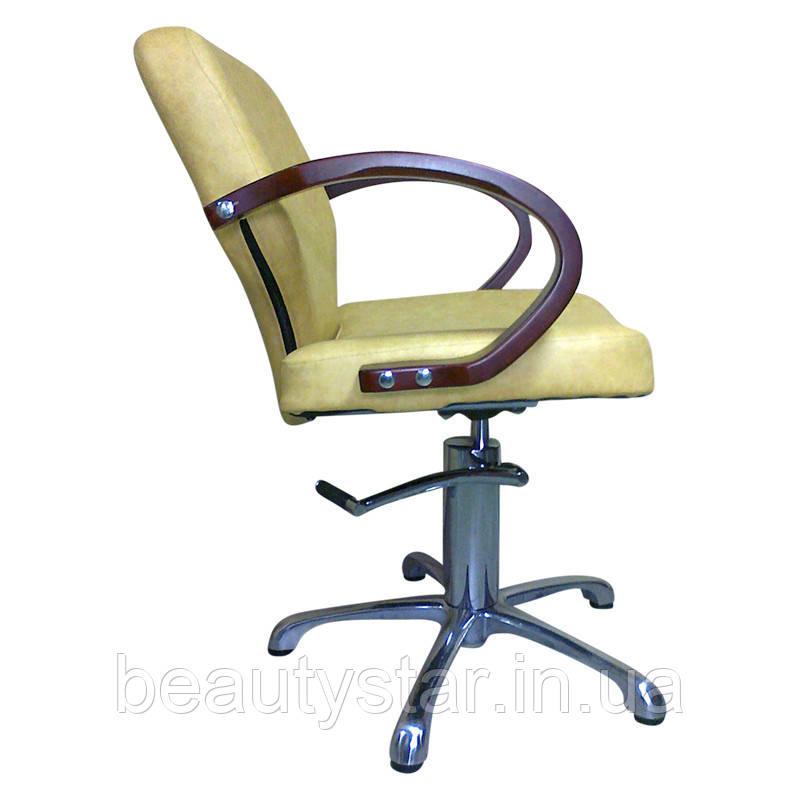 Кресло парикмахерское на гидравлике мод.012
