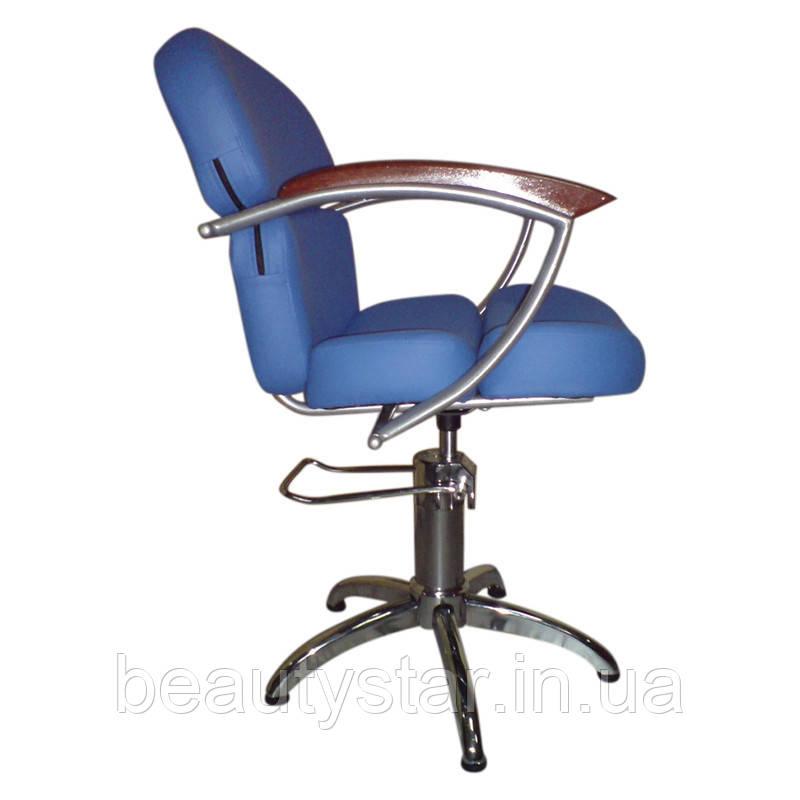 Кресло парикмахерское на гидравлике мод.013
