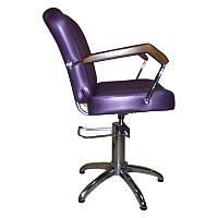 Крісло перукарське на гідравліці мод.025
