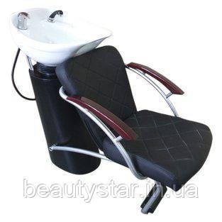 Мойка с креслом  парикмахерская М00515