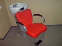 Мойка парикмахерская с креслом М00714