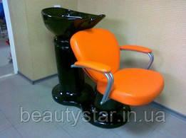 Мойка парикмахерская с креслом М00811
