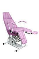 Педикюрно-косметологическое кресло- кушетка КП-3 Кресло для педикюра на гидравлике