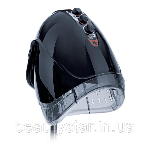 Сушуар EGG-2х швидкісний (чорний)на штативі