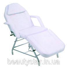Кушетка косметологическая механическая 3 секции для салона красоты кресло кушетка для косметолога ZD-805