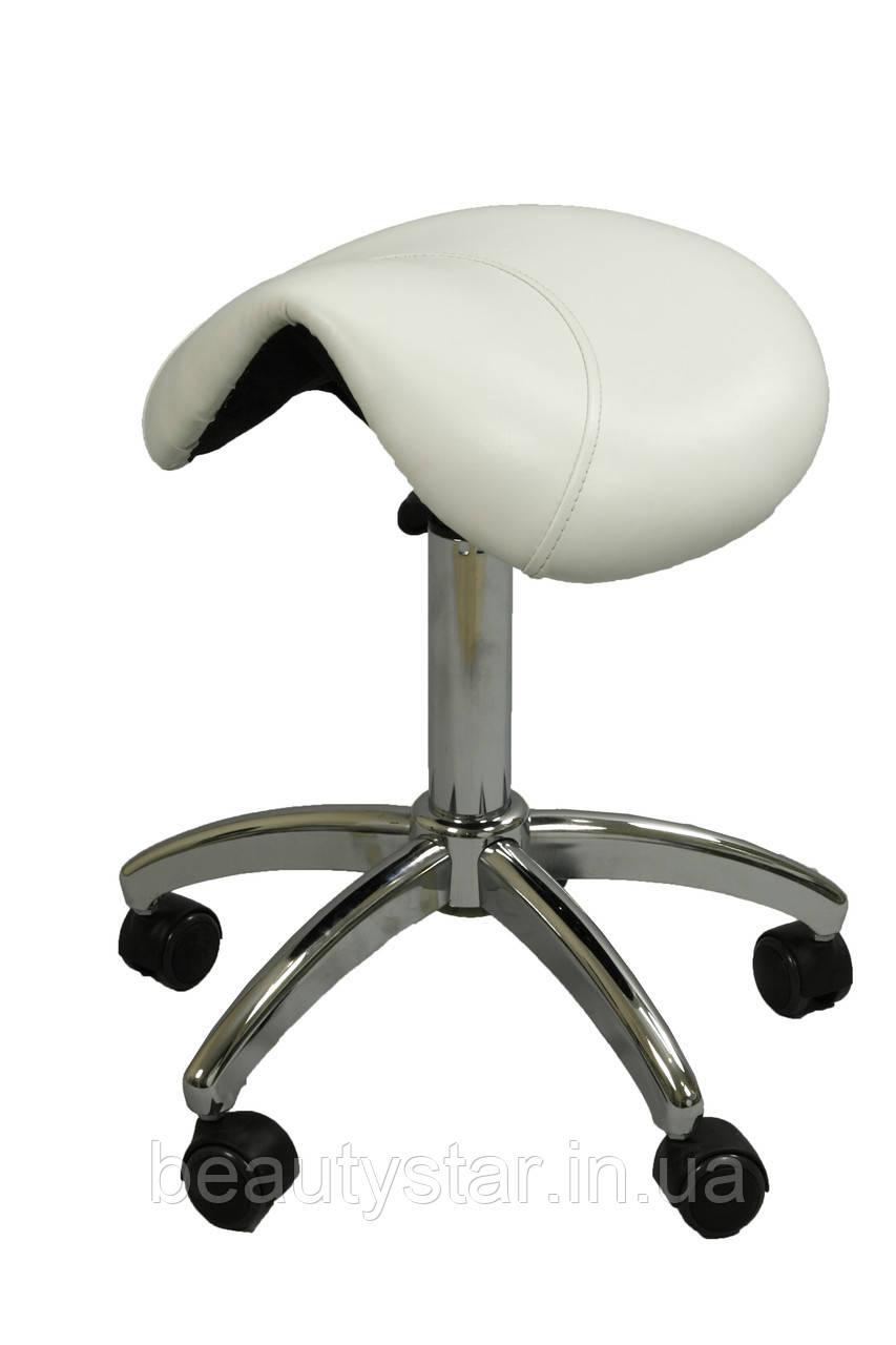 Стул для мастера без спинки, седло ZD-2001В