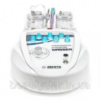 Апарат кисневої мезотерапії і аквапилинга Zemits Wasser