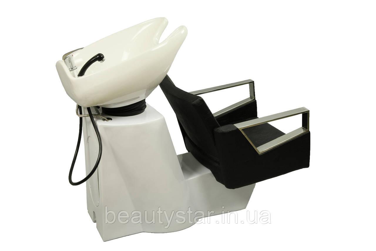 Парикмахерская мойка с креслом для салонов красоты  Е 016  Кресло-мойка для парикмахерских салонов