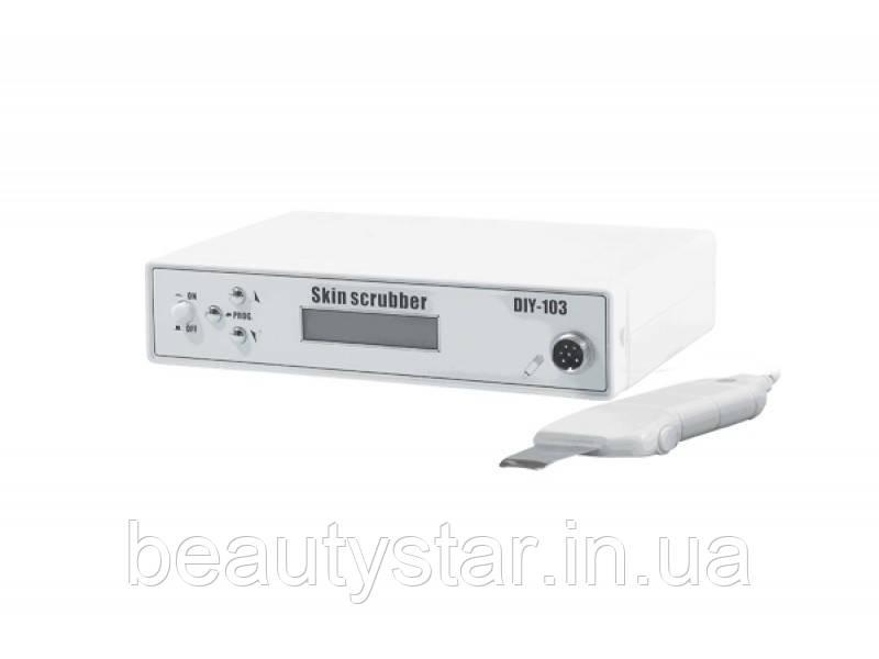 Косметологический аппарат Ультразвуковой скрабер  DIY-103