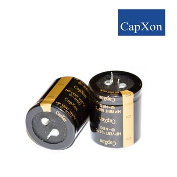 470mkf - 400v  HP 35*42 CapXon 105°C конденсатор електролітичний