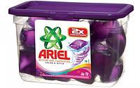 Ariel капсулы для цветного белья 16 стирок