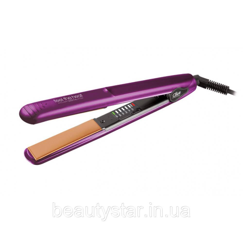 Випрямляч Diva Standard Argan S3, фіолетовий