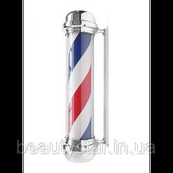 Baber-знак для салонів Барбершоп, барбер-пол (Barber's Pole) символ для чоловічих перукарських салонів