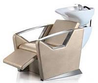 Кресло-мойка электрическая с 2 электропривода E006 парикмахерская мойка ПРЕМИУМ для салонов красоты
