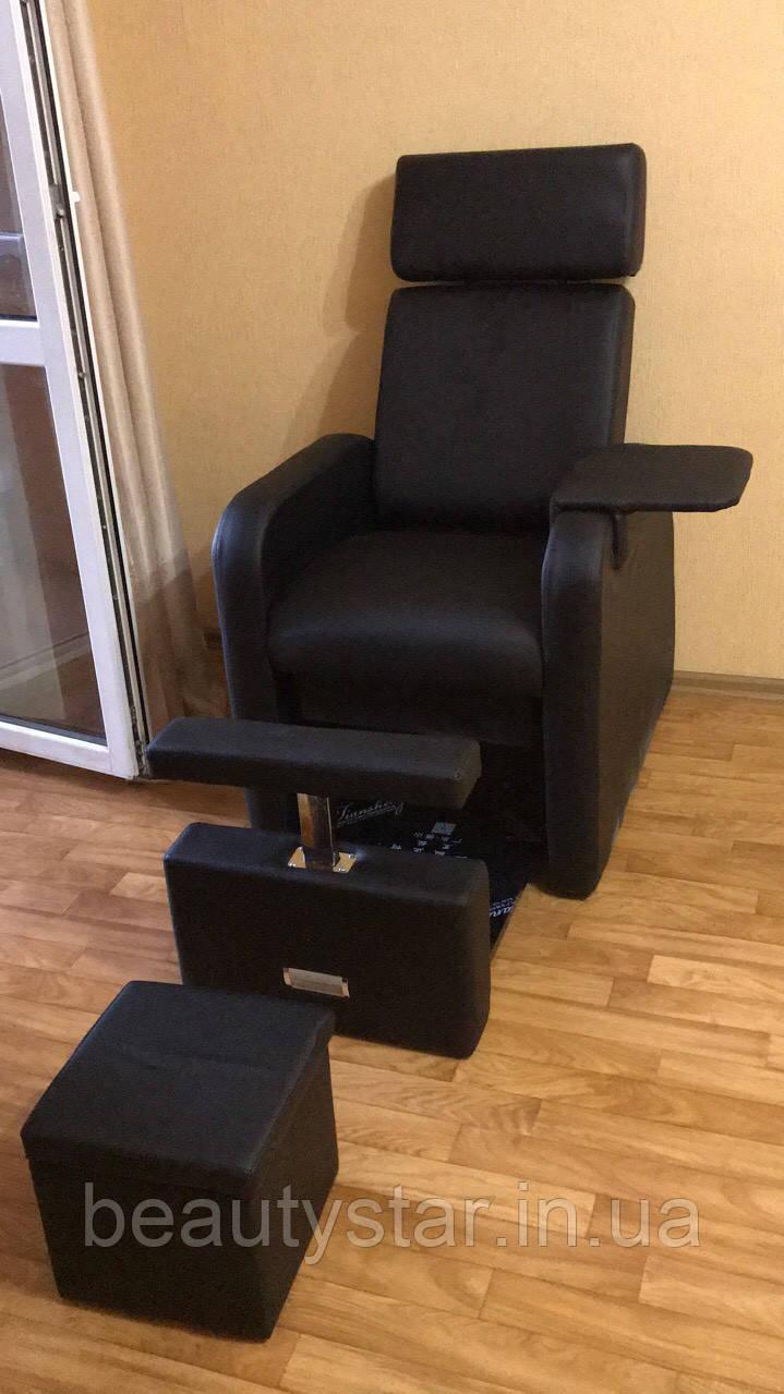 Педикюрне крісло ТРОН CH-129