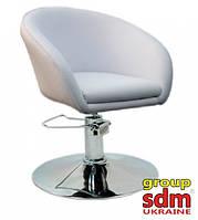 Парикмахерское кресло на гидравлике Мурат НЬЮ парикмахерские кресла для салонов красоты