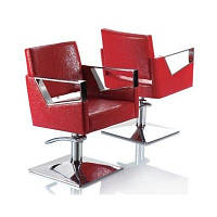 Парикмахерское кресло для парикмахера на квадрате гидравлика А016