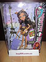 Кукла Monster High Travel Scaris Clawdeen Wolf Клодин Вульф Скариж