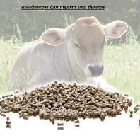 Комбикорм для телят