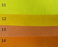 Яркий фетр для декора и творчества, много расцветок, толщина 1 мм., 20х30 см., 9 грн.