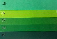 Красивый фетр - заготовка для творчества, разные цвета, толщина 1 мм., 20х30 см., 9 грн.