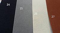 Заготовка для творчества - фетр средней жесткости, разные цвета, толщина 1 мм., 20х30 см., 9 грн.