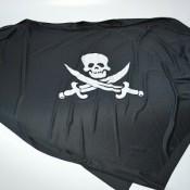 Карнавальная Универсальная Накидка Пирата Для Тематической Вечеринки