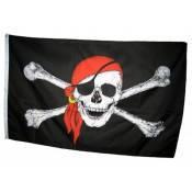 Пиратский Флаг Веселый Роджер 1500*1000 см