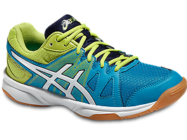 Кроссовки детские Asics Gel-upcourt GS (C413N-4201) Blue/Yellow