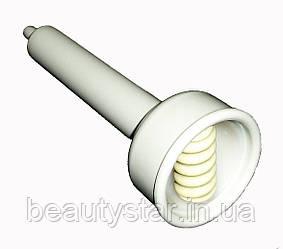 Магнитно-вакуумная насадка Однороликовая насадка для вакуммного массажа