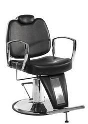 Перукарське крісло з підголовником для салону краси BARBER-крісло для барбершоп Castilla