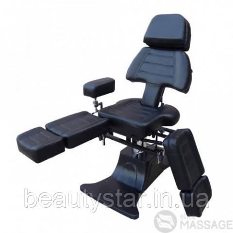 Кушетка универсальная для таттуажа,кресло педикюрное,кушетка для  косметологии, инъекционных методик СН-232