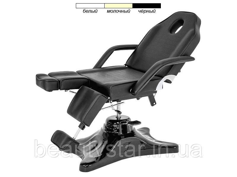 Крісло для педикюру Кушетка з окремими ніжками педикюрна гідравлічної регулюванням висоти  234-1