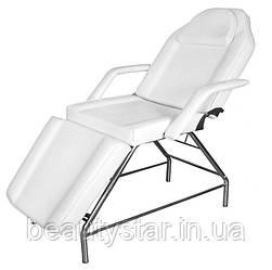 Кушетка косметологическая 3-х секционная кресло для косметолога для наращивания ресниц для депиляции  ZD-805
