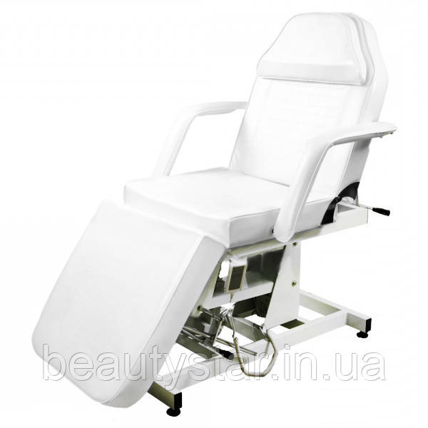 Кушетка косметологічна крісло для нарощування вій електрична кушетка для косметолога ZD-831