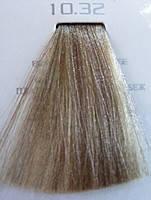 Hair Company Inimitable Pictura Крем-краска 10.32 платиновый блондин бежевый, 100 мл