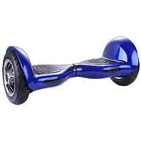 Новинка Электрический скейтборд smartboard, GOCLEVER City Board S10 Синий