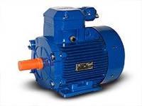 Взрывозащищённый электродвигатель 4ВР 80 А6 (0,75 кВт/1000 об/мин)
