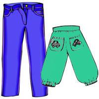 Джинсы, штаны, спортивные штаны для мальчика