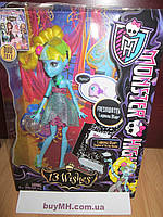 Кукла Monster High 13 Wishes Lagoona Blue Лагуна Блю 13 желаний