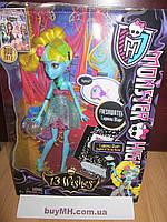 Кукла Monster High 13 Wishes Lagoona Blue Лагуна Блю 13 желаний