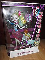 Кукла Monster High Dot Dead Gorgeous Lagoona Blue Doll Лагуна Блю Смертельно прекрасный горошек