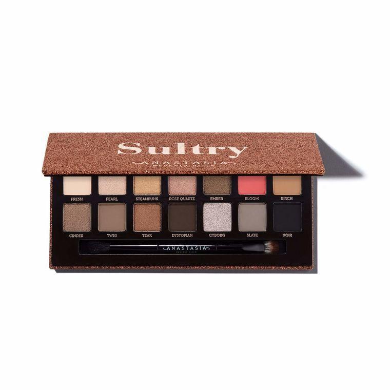Палетка тіней для повік Anastasia Beverly Hills Sultry Eye Shadow Palette