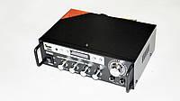 Усилитель звука UKC SN-555BT USB+SD+FM+Karaoke, фото 3